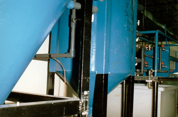 Recycle System for Optical Grinding Process